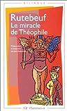 echange, troc Rutebeuf - Le Miracle de Théophile