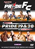 PRIDE 19 And 20 [DVD]