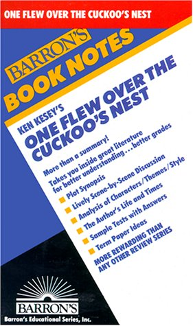 Ken Kesey'S One Flew Over The Cuckoo'S Nest (Barron'S Book Notes)