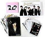 SHINEE 【スペシャルギフトセット】(ポストカード18枚 / コレクションカード18枚 / メモパッド50枚)カバーケース付