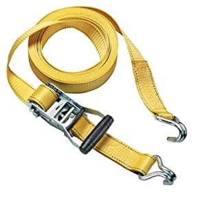 Master Lock 3059DAT 27-Foot-by-2-inch Heavy-Duty Ratchet Tie Down