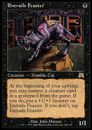 Magic: the Gathering - Entrails Feaster - Divoratore di Viscere - Onslaught