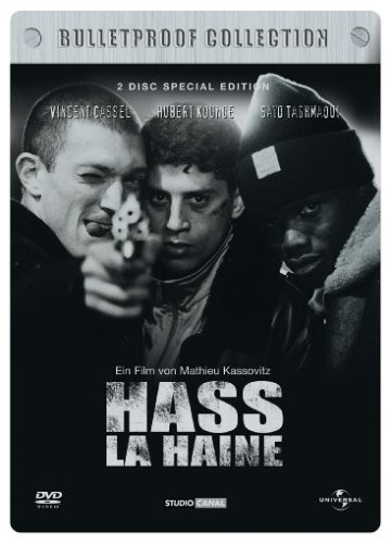 Hass - La Haine (Steelbook) [Special Edition] [2 DVDs]