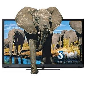 Sony BRAVIA KDL40EX720 40-Inch 1080p 3D LED HDTV