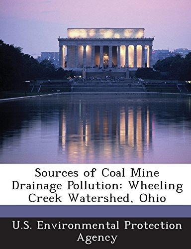 Sources of Coal Mine Drainage Pollution: Wheeling Creek Watershed, Ohio