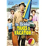 Mr. Hobbs Takes a Vacation ~ James Stewart
