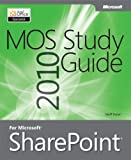 img - for MOS 2010 Study Guide for Microsoft  Office SharePoint  book / textbook / text book
