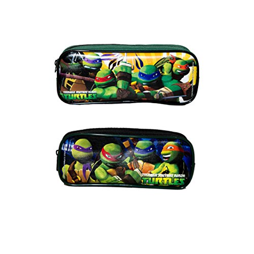 Teenage Mutant Ninja Turtles Set Of 2 Pencil Cases front-1069483