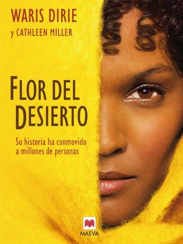 Portada del libro Flor del desierto de Daris Warie