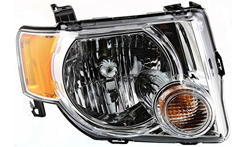 Evan-Fischer EVA13572017145 New Direct Fit Headlight Head Lamp for ESCAPE 08-12 RH Assembly Halogen With Bulb(s) Passenger Side Replaces Partslink# FO2503229 (2008 Escape Headlight Assembly compare prices)