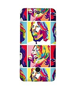 Beatles-3 Infocus M812 Case