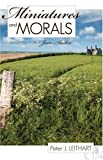 Miniatures and Morals (159128015X) by Leithart, Peter J.