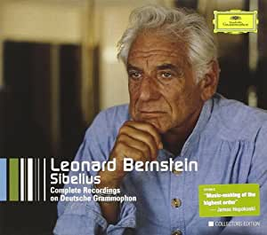 Sibelius - Symphonies n° 1, 2, 5, 7 (3CD)