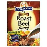 Schwartz Mix for Roast Beef Gravy 27 g (Pack of 12)
