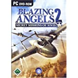 "Blazing Angels 2: Secret Missions of WWII (DVD-ROM)von ""Ubisoft"""