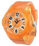 Tendence 02013044 Rainbow Orange 52mm Watch