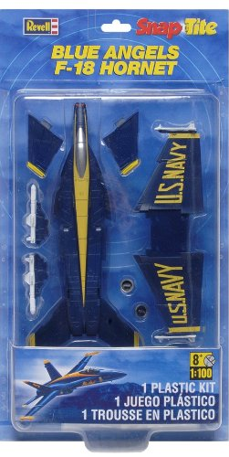Revell SnapTite F/A 18 Super Hornet (Blue Angels Model compare prices)