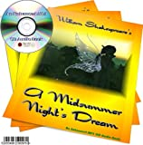 WILLIAM SHAKESPEARE'S - A MIDSUMMER NIGHT'S DREAM * AN ENHANCED MP3 CD AUDIO BOOK