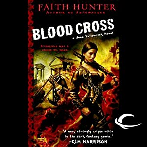 Blood Cross Audiobook