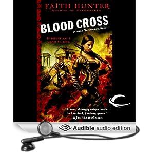 Blood Cross: Jane Yellowrock, Book 2 (Unabridged)