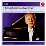 Rubinstein joue Chopin (Coffret 10 CD)par Fr�d�ric Chopin