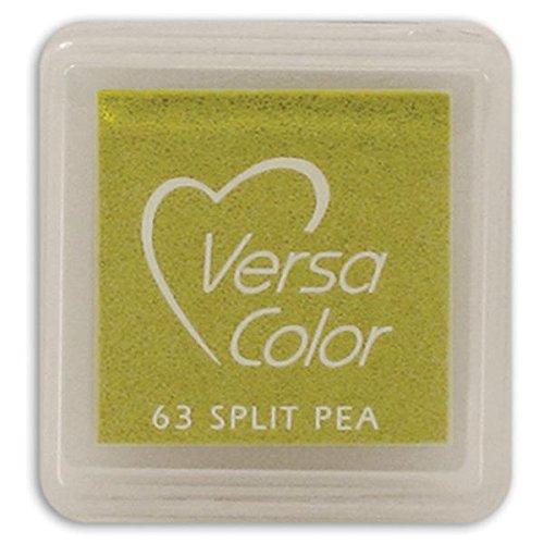 Tsukineko Small-Size VersaColor Ultimate Pigment Inkpad, Split Pea - 1