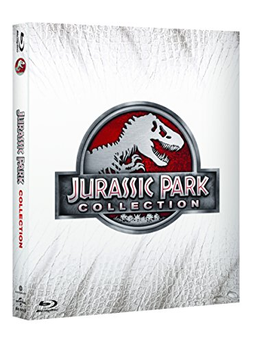 Jurassic Park - Collection [Blu-ray] [IT Import]