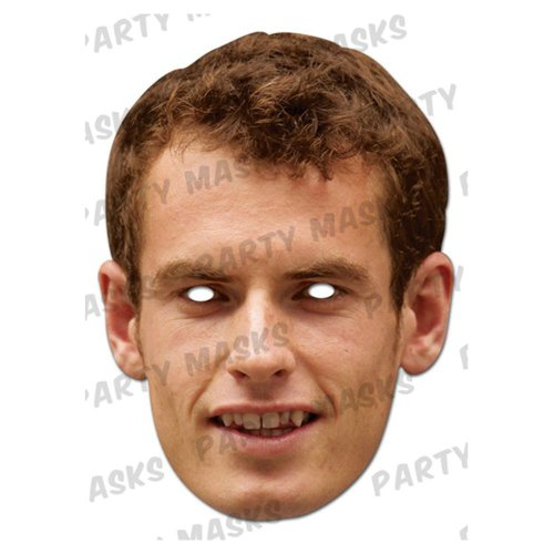 andy-murray-cardboard-celebrity-party-mask