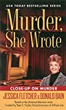 img - for Murder, She Wrote: Close-Up On Murder book / textbook / text book