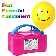 Balloon Pump For Party Balloons (Powe…
