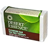 Desert Essence Bar Soap, Tea Tree Therapy, 5 Ounce