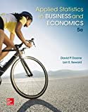 img - for Applied Statistics in Business and Economics book / textbook / text book