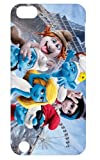 The Smurfs 2 Fashion Hard back cover skin case for apple ipod touch 5 5th generation-it5ths1004
