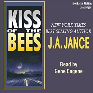 Kiss of the Bees Audiobook