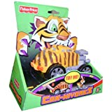 Car-Nivores - Tiger - The body of a car with the eye of a tiger!by Fisher-Price