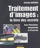 Photo du livre Traitements d'images