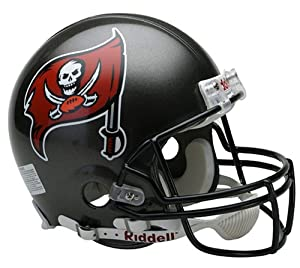 NFL Tampa Bay Buccaneers Full Size Proline VSR4 Football Helmet