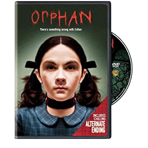 Click to buy Scariest Movies of All Time: Orphan from Amazon!