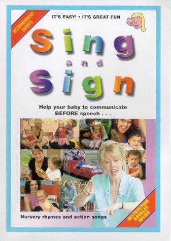 Sing and Sign (Baby Signing the Fun Way) [DVD]