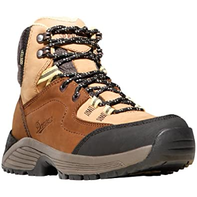 Women's Zig Zag Trail Brown Hiking Boots 20