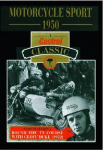 Motorcycle Sport 1950 - a Castrol Classic [DVD]