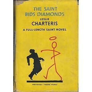Leslie Charteris The Saint Bids Diamonds
