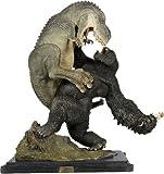Kong - Statue: V-Rex vs. Kong