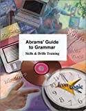 img - for Abrams' Guide to Grammar book / textbook / text book
