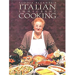 Click to buy Italian Cookbook: Italian Immigrant Cooking from Amazon!