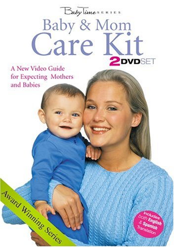 Babytime Baby & Mom Care Kit (2 Pack DVD Box Set)