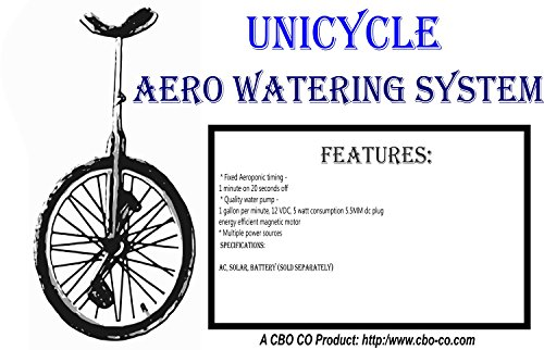 Unicycle Aeroponics Pump and Timer (Aeroponics Timer compare prices)