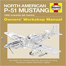 North American P-51 Mustang: 1940 Onwards (all marks