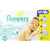 PampersSensitive-WipesSuper Saver Package,Super Discount Size Package-1616Wipes