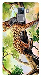 Wow Premium Design Back Cover Case For Huawei Honor 7